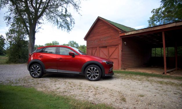 Mazda CX-3 Review: y tho