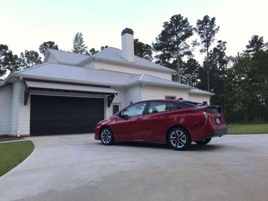 Toyota Prius review 5