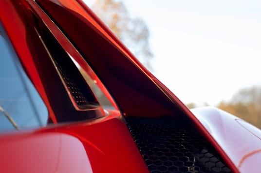 NSX airflow aerodynamics