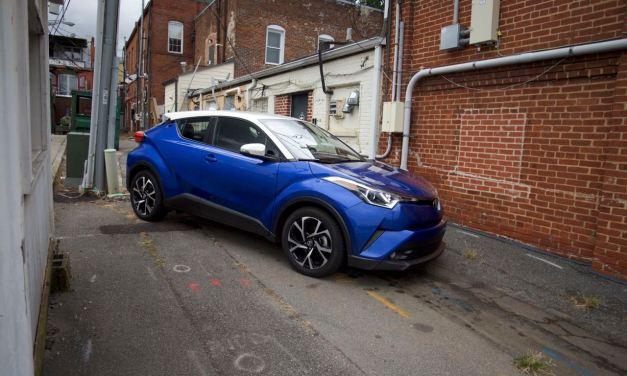 Toyota C-HR review: Ok I'll admit it….