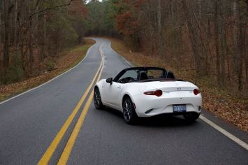 2019 Miata MX-5 performance gains