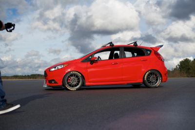 Fiesta ST aero by Vega Modified