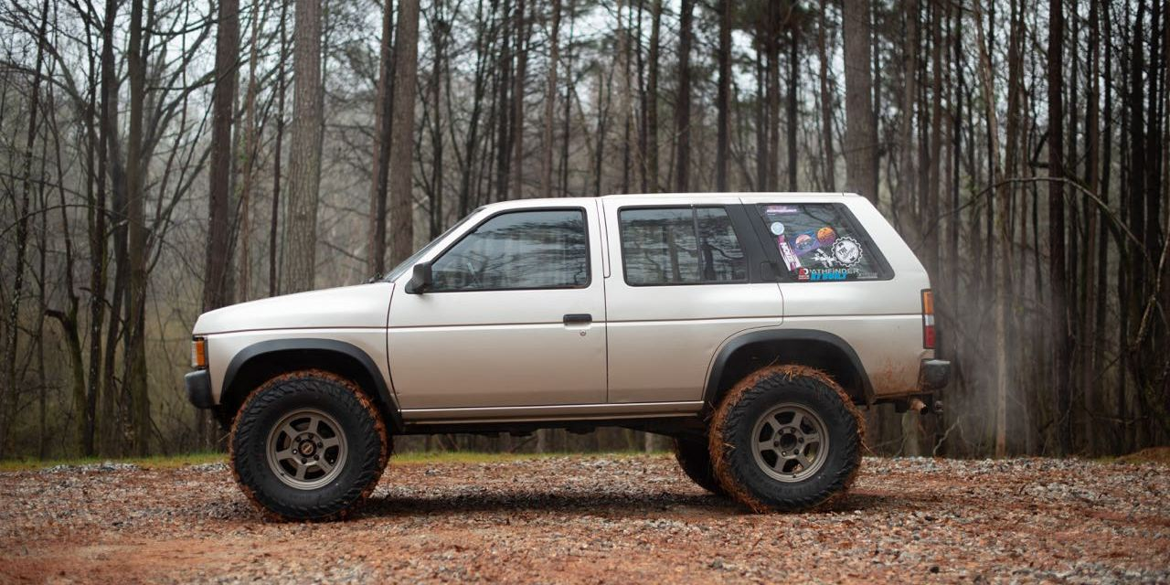 lifted nissan pathfinder d21 1987 1995 s3 magazine lifted nissan pathfinder d21 1987