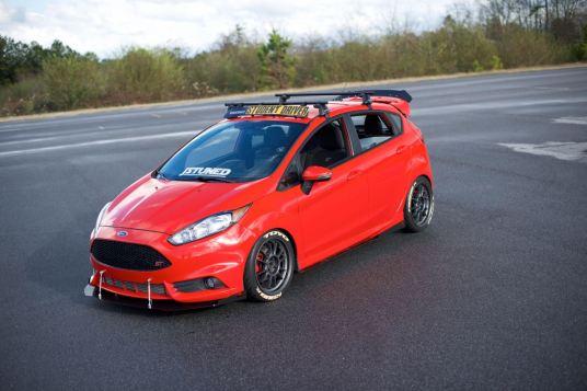 Fiesta ST JST