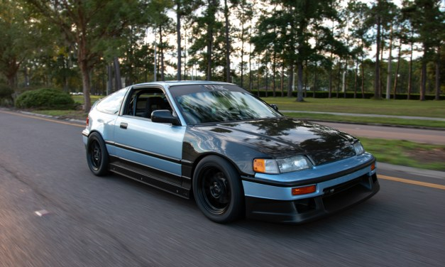 Kill or be Kill – John Moore's K-Swapped CRX