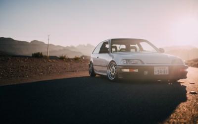 Days of Future Past – Honda Civic EF9