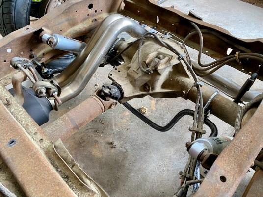 Bricknose Ford F150 Hellwig