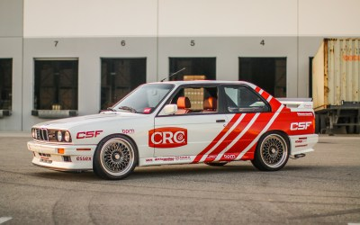 The FIRST S55 Swapped E30 M3