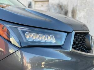 Acura MDX Aspec LED headlights