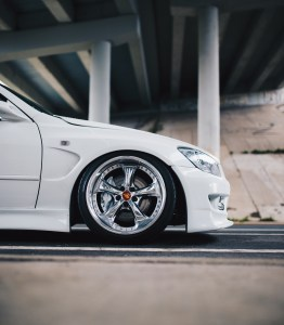 Chargespeed fenders IS300