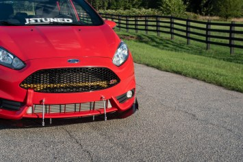 TB Performance Fiesta ST crash bar