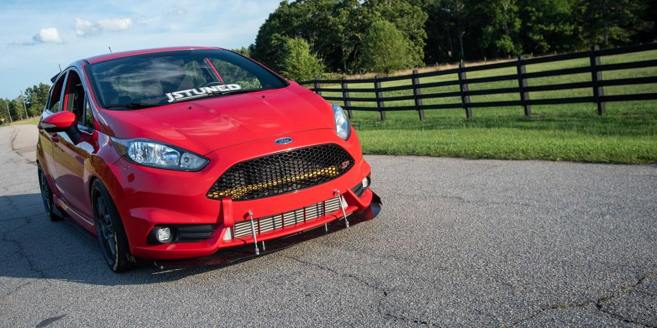 TB Performance Crash Bar – Ford Fiesta ST