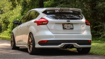TB Performance booty boot camp brace Focus ST