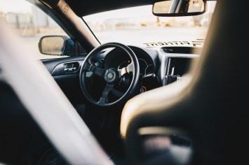 Grip Royal steering wheel