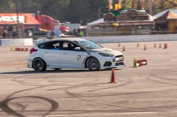 Focus RS autocross
