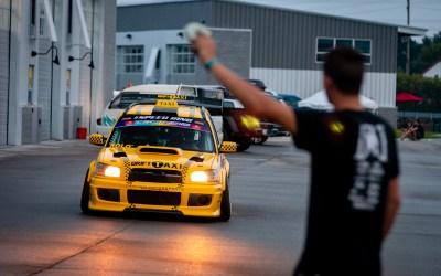 Can Jam Subaru Forester Drift Taxi