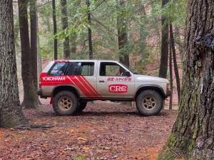 Lifted D21 Nissan Pathfinder