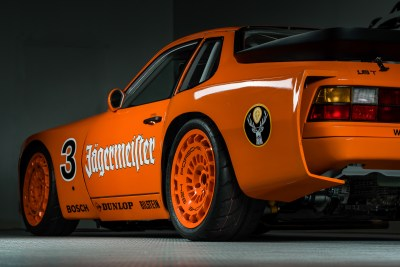 The time to buy a Porsche 944 is now