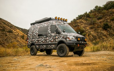 Lifted Sprinter
