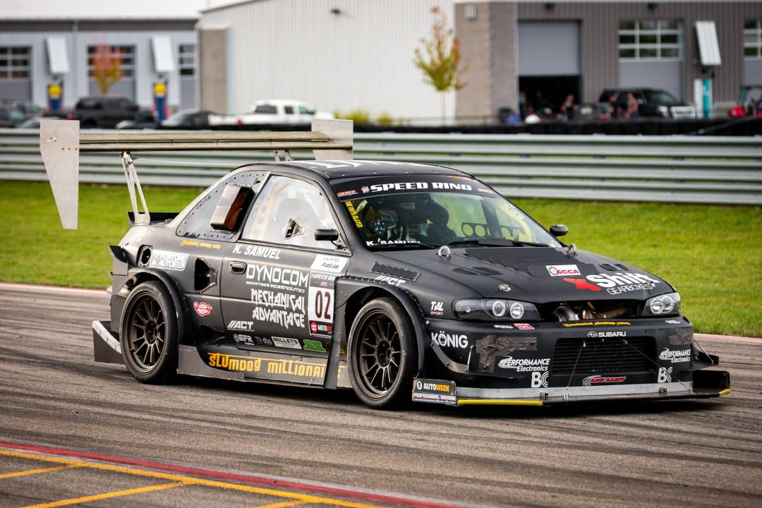 fast Subaru