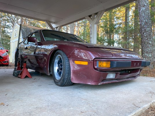 Kw V3 coilovers 944
