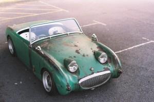 British car restoration