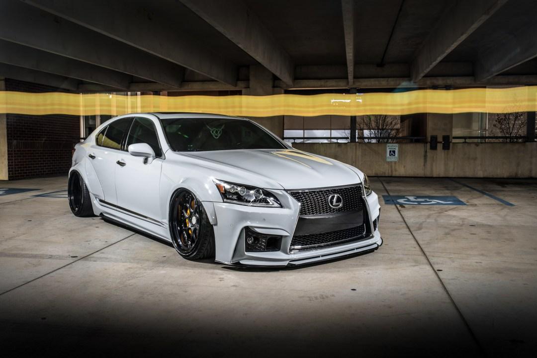 VIP Lexis LS460