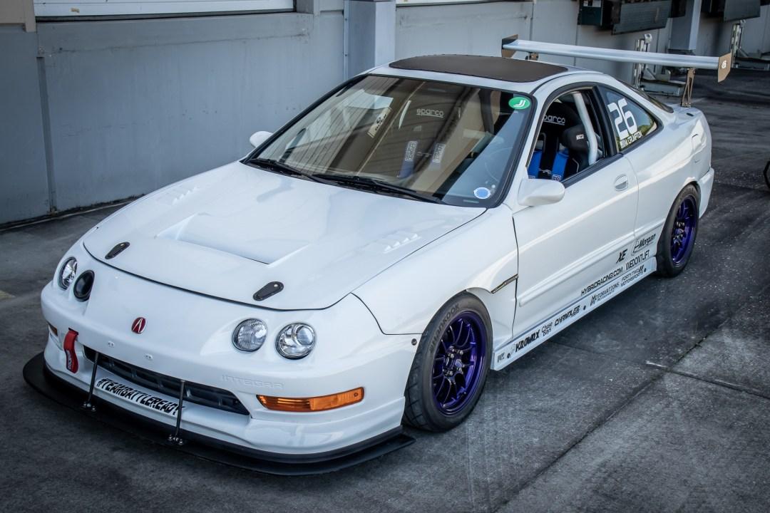 fast Honda