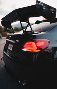 STi LED taillights