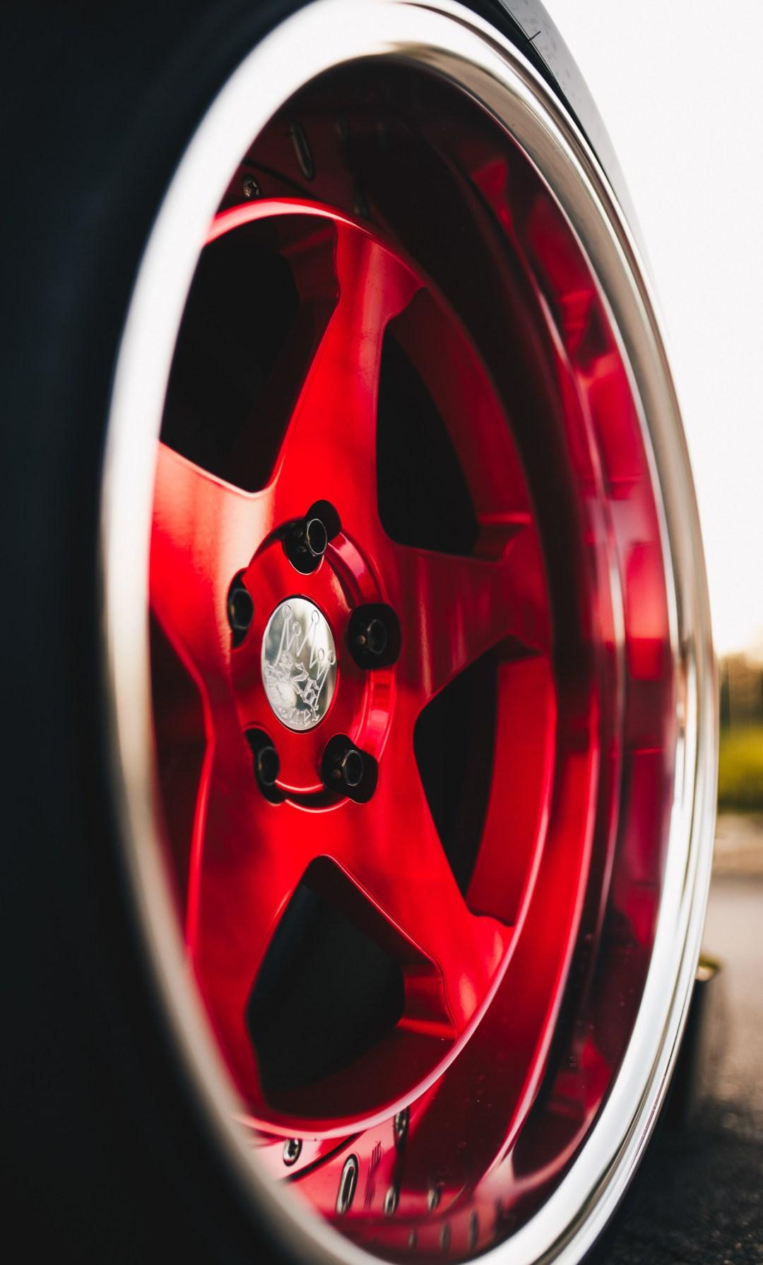 326 Power wheels