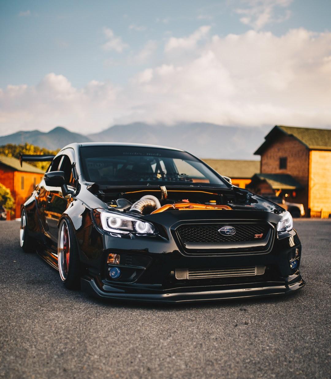 Vaded Mob Subaru STi