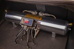 Nissan GTR airlift suspension