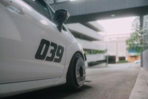 Fiesta ST wheels
