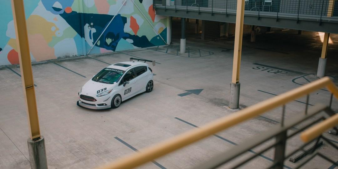 Fiesta ST turbo