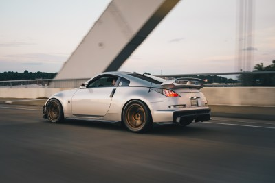Innovation that Excit-ed: The Nissan 350Z