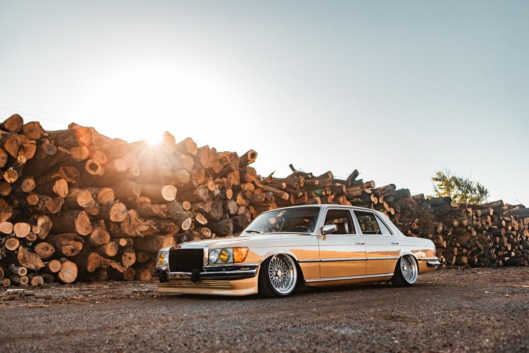 w116 Mercedes Benz