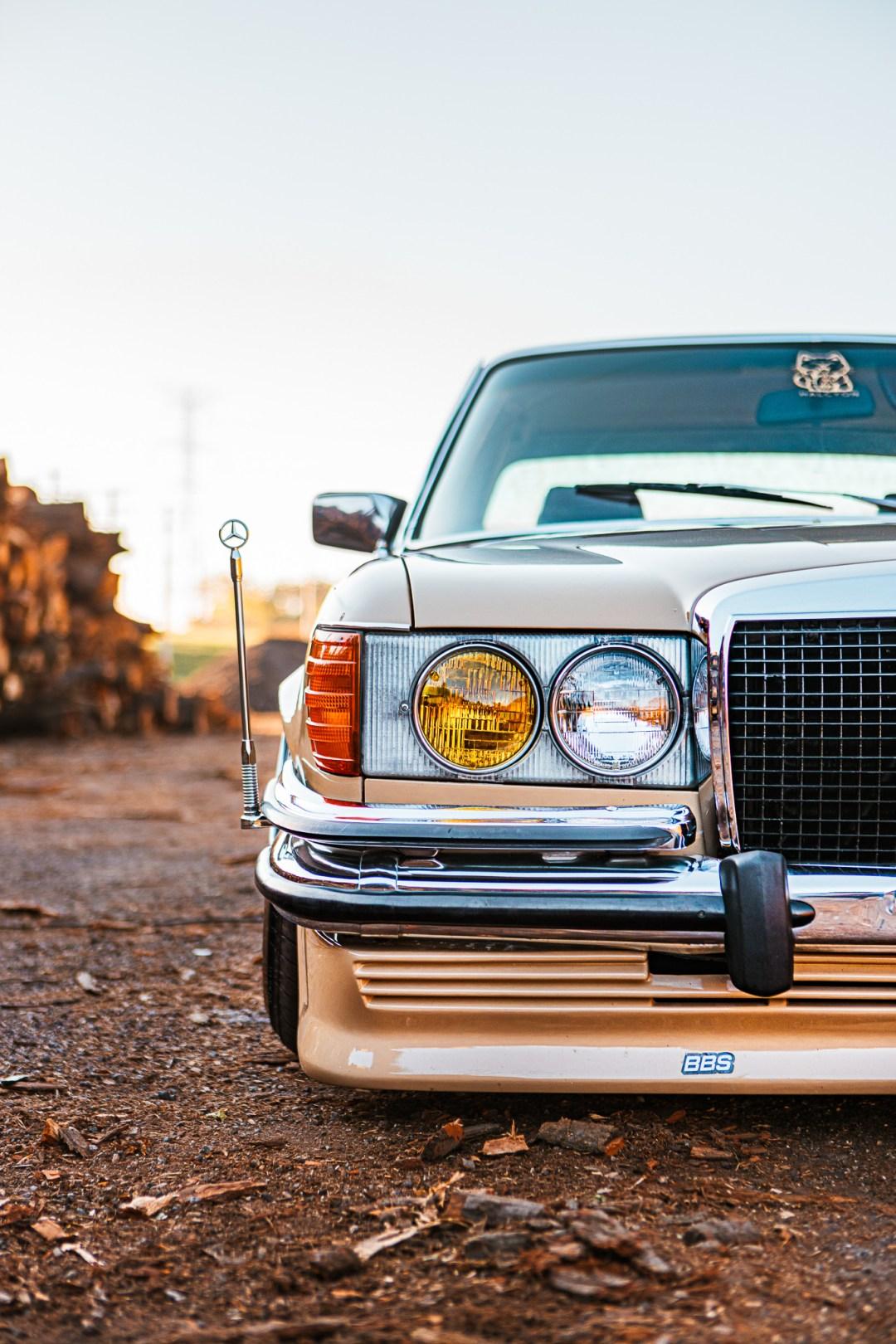 70s Benz