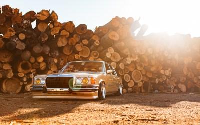 Chameleon 450SE (W116) Benz