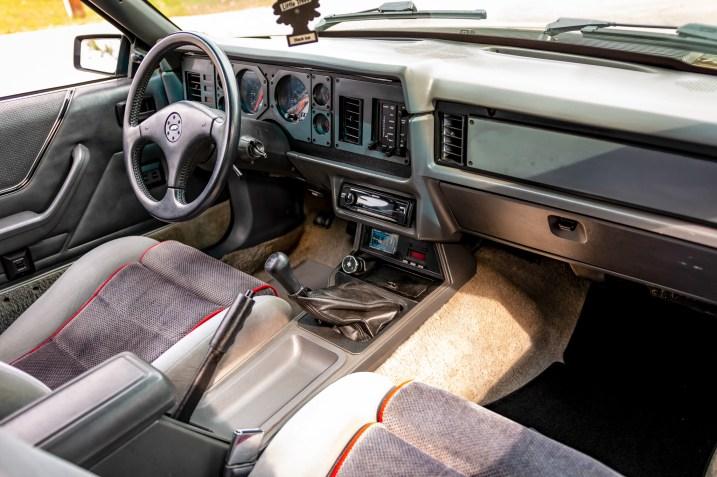 80's interior