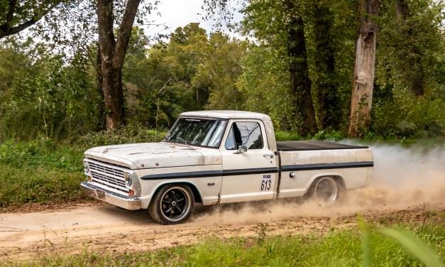 Ford F100 suspension upgrades