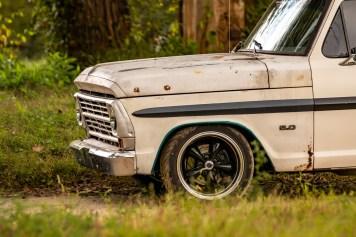 Ford F100 18 inch wheels