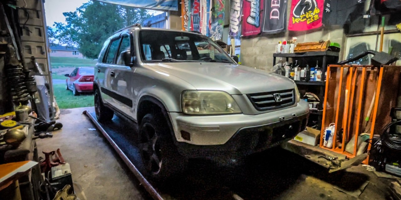 Project: Lifted Civic – Update #3 – Civic OUT, CR-V IN!