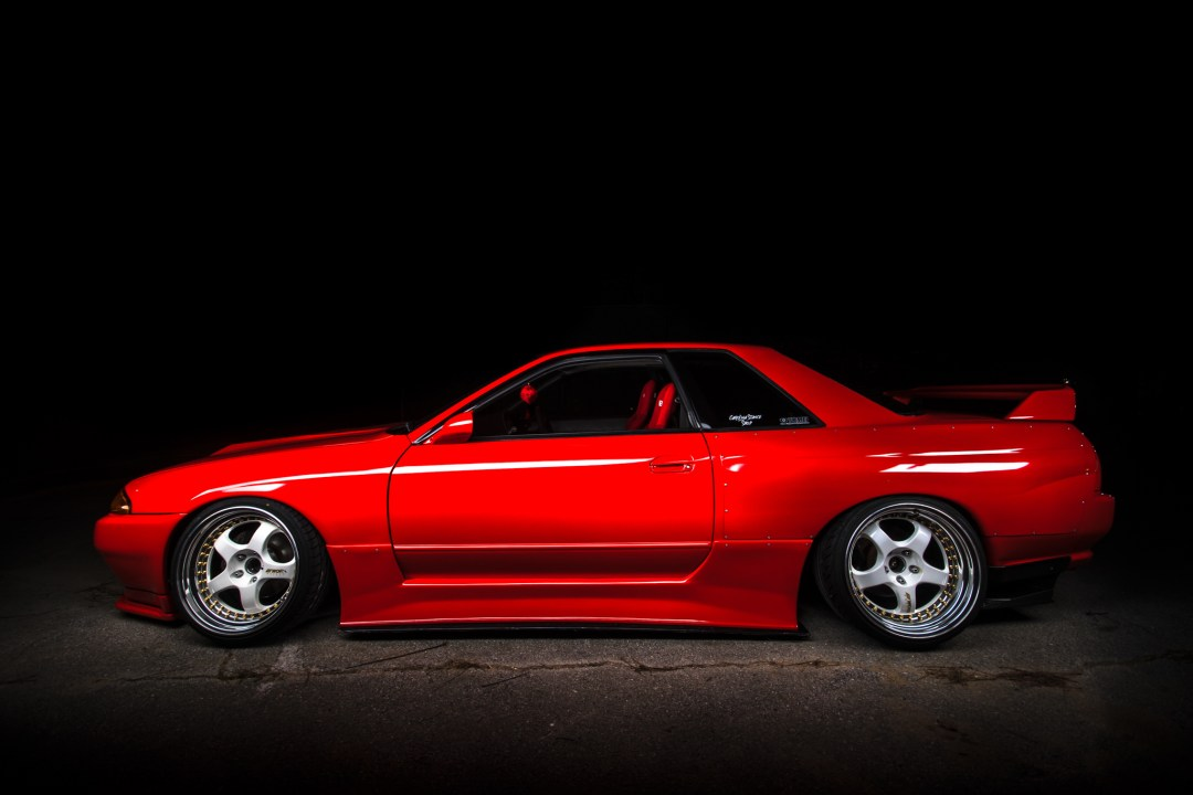 best red for a car