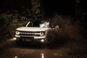 Bronco Sport Mud Bog
