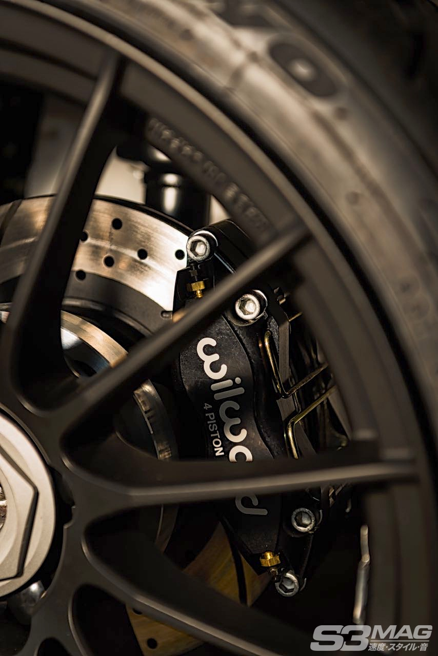 Porshe 944 Wilwood brakes