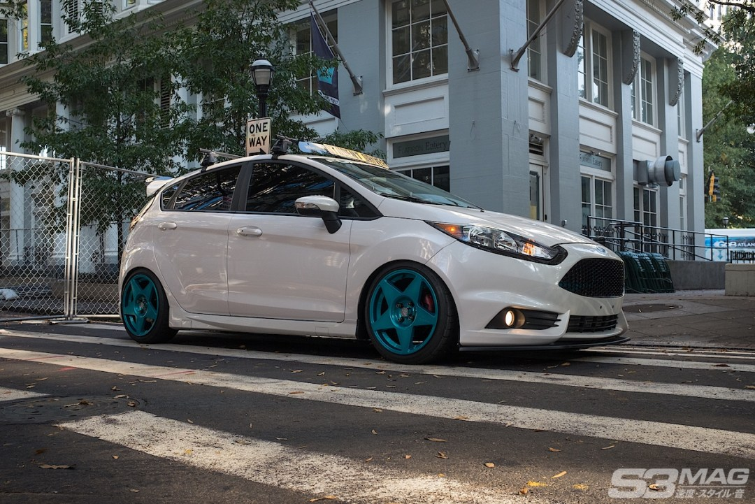 Jst Performance tuned Fiesta ST