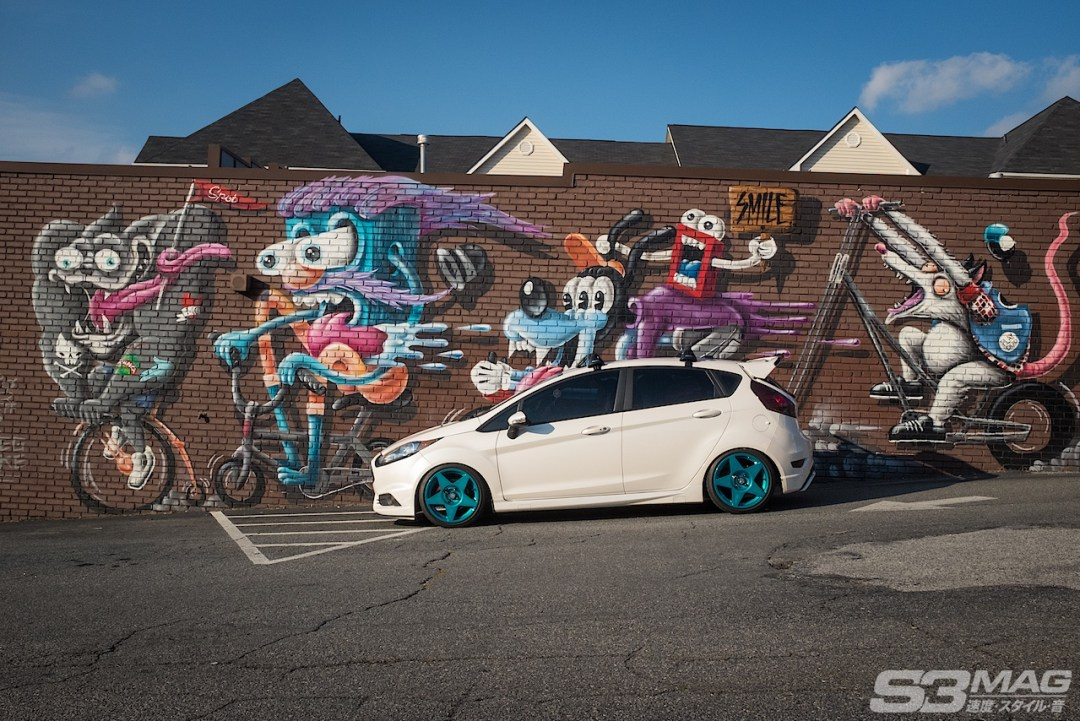 turbo Fiesta ST