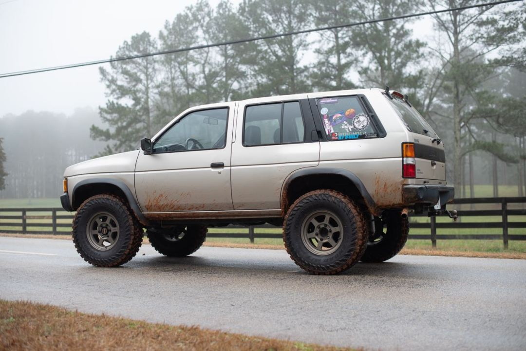 lifted 1987-1995 pathfinder