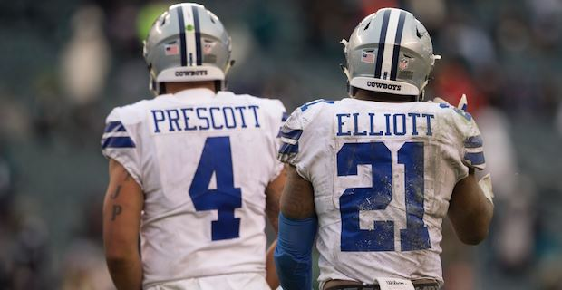 Three Dallas Cowboys Make List Of Top Offseason Jersey Sellers