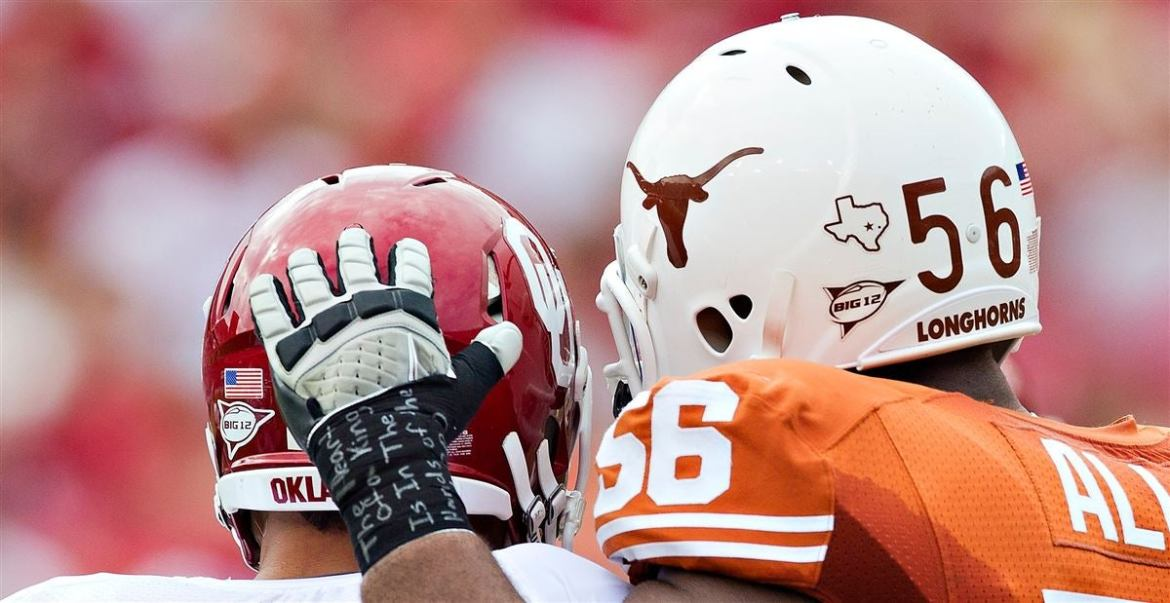 Report: Move to SEC is 'almost done' for Texas, Oklahoma